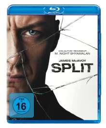 Split (Blu-ray), Blu-ray Disc
