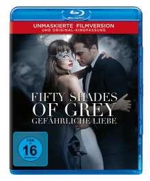 Fifty Shades of Grey 2 - Gefährliche Liebe (Blu-ray), Blu-ray Disc