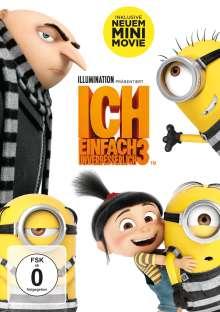 Ich - Einfach unverbesserlich 3, DVD
