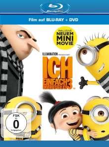 Ich - Einfach unverbesserlich 3 (Blu-ray & DVD), 2 Blu-ray Discs