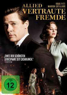 Allied - Vertraute Fremde, DVD