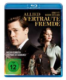 Allied - Vertraute Fremde (Blu-ray), Blu-ray Disc
