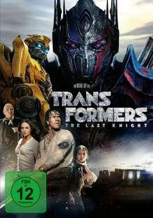 Transformers 5: The Last Knight, DVD