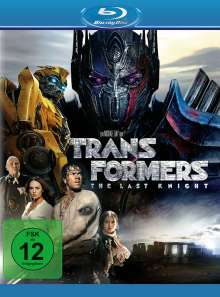 Transformers 5: The Last Knight (Blu-ray), 2 Blu-ray Discs