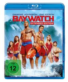 Baywatch (2017) (Kinofassung & Extended Edition) (Blu-ray), Blu-ray Disc