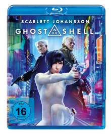 Ghost in the Shell (2017) (Blu-ray), Blu-ray Disc