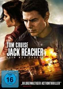Jack Reacher: Kein Weg zurück, DVD