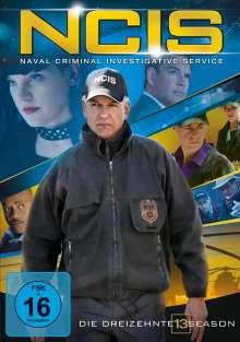 Navy CIS Season 13, 6 DVDs