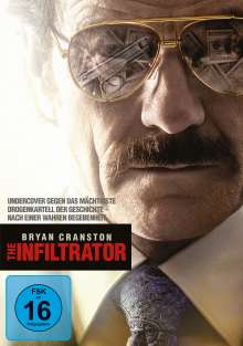The Infiltrator, DVD