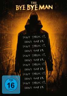 The Bye Bye Man, DVD