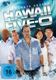 Hawaii Five-O (2011) Season 6, 6 DVDs