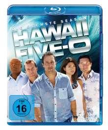Hawaii Five-O (2011) Season 6 (Blu-ray), 5 Blu-ray Discs