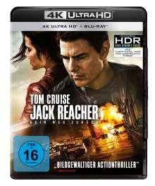 Jack Reacher: Kein Weg zurück (Ultra HD Blu-ray & Blu-ray), 2 Ultra HD Blu-rays
