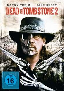 Dead in Tombstone 2, DVD