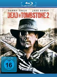 Dead in Tombstone 2 (Blu-ray), Blu-ray Disc