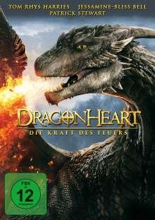 Dragonheart 4: Die Kraft des Feuers, DVD