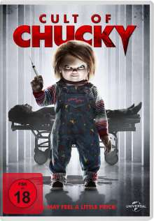 Cult of Chucky, DVD