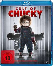Cult of Chucky (Blu-ray), Blu-ray Disc
