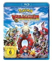 Pokémon: Volcanion und das mechanische Wunderwerk (Blu-ray), Blu-ray Disc