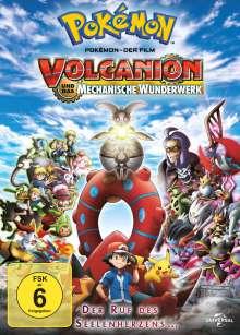 Pokémon: Volcanion und das mechanische Wunderwerk, DVD