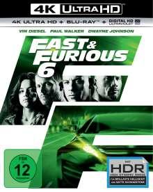 Fast & Furious 6 (Ultra HD Blu-ray & Blu-ray), 2 Ultra HD Blu-rays