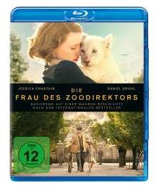Die Frau des Zoodirektors (Blu-ray), Blu-ray Disc