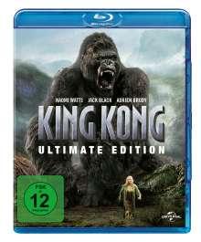 King Kong (2005) (Ultimate Edition) (Blu-ray), Blu-ray Disc