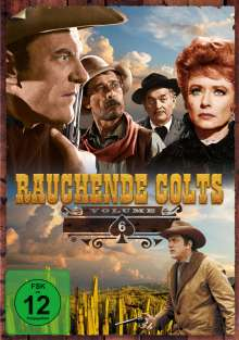 Rauchende Colts Volume 6, 6 DVDs