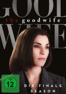 The Good Wife Season 7 (finale Staffel), 6 DVDs