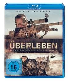 Überleben - Ein Soldat kämpft niemals allein (Blu-ray), Blu-ray Disc