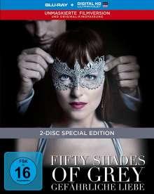 Fifty Shades of Grey 2 - Gefährliche Liebe (Limited Edition) (Blu-ray & DVD im Digibook), Blu-ray Disc
