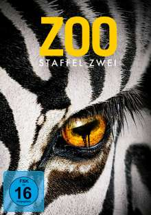 Zoo Staffel 2, 4 DVDs