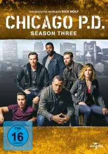 Chicago P. D. Season 3, 6 DVDs