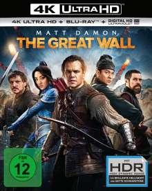 The Great Wall (Ultra HD Blu-ray & Blu-ray), 1 Ultra HD Blu-ray und 1 Blu-ray Disc