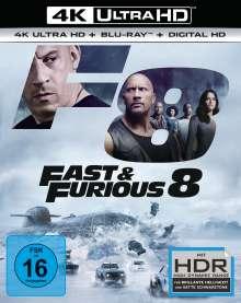 Fast & Furious 8 (Ultra HD Blu-ray & Blu-ray), Ultra HD Blu-ray
