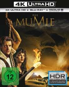 Die Mumie (1999) (Ultra HD Blu-ray & Blu-ray), 1 Ultra HD Blu-ray und 1 Blu-ray Disc