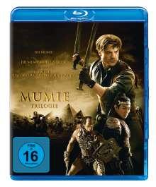 Die Mumie Trilogie (Blu-ray), 3 Blu-ray Discs