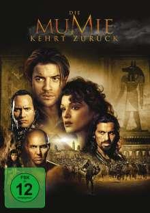 Die Mumie kehrt zurück, DVD