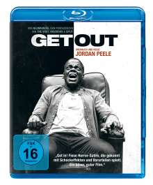 Get Out (Blu-ray), Blu-ray Disc
