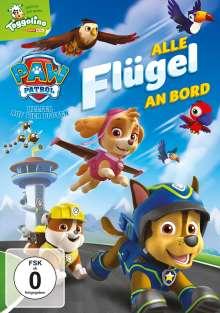 Paw Patrol Vol. 7: Alle Flügel an Bord, DVD