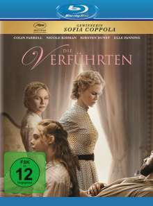 Die Verführten (Blu-ray), Blu-ray Disc