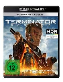 Terminator: Genisys (Ultra HD Blu-ray & Blu-ray), Ultra HD Blu-ray