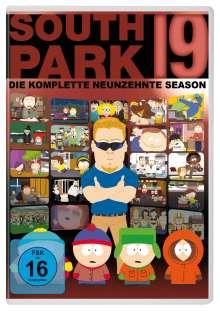 South Park Season 19, 2 DVDs