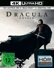 Dracula Untold (Ultra HD Blu-ray & Blu-ray), Ultra HD Blu-ray