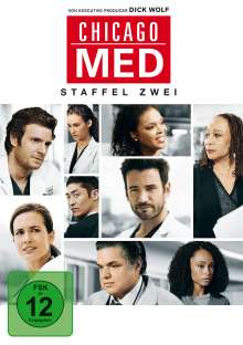 Chicago Med Season 2, DVD