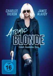 Atomic Blonde, DVD