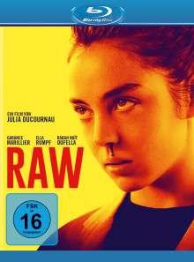 Raw (Blu-ray), Blu-ray Disc