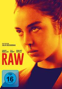 Raw, DVD