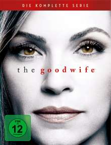 The Good Wife (Komplette Serie), 42 DVDs
