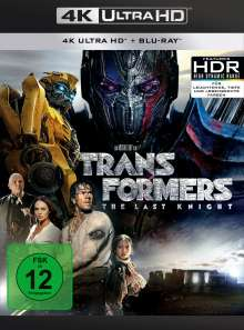 Transformers 5: The Last Knight (Ultra HD Blu-ray & Blu-ray), Ultra HD Blu-ray